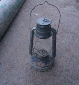 Керосиновая лампа СССР