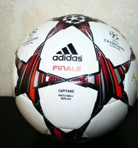 Новый мяч Adidas