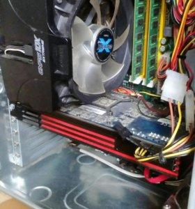 Игровой i7 4 ядра/8 потоков /1TB/4gb озу/видео 1GB