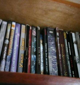Дивиди диски с фильмами