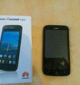 Продам телефон HUAWEI Y600