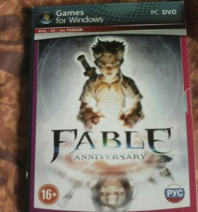 Fable anniversary,Red Faction armageddon™