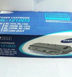 Картридж для лазерного принтера Samsung ML-1210