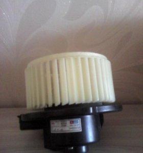 Вентилятор отопления Чери Тиго с 2009г или обмен