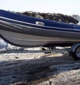 Лодка РИБ