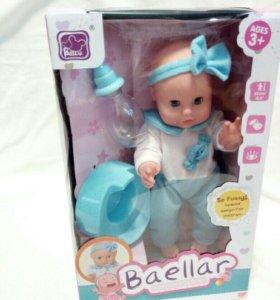 Игрушки куклы, пупсы
