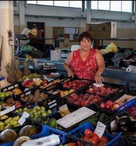 Места на центральном рынке, Срочно!!!