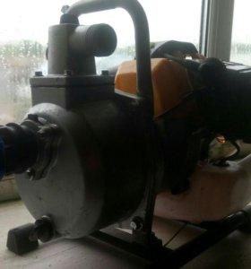 Водяная МотоПомпа Варяг