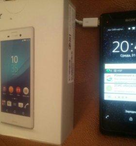 телефон Sony E2303/Xperia M4 Aqua