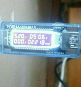 Тестер блока питания и аккумуляторной батареи