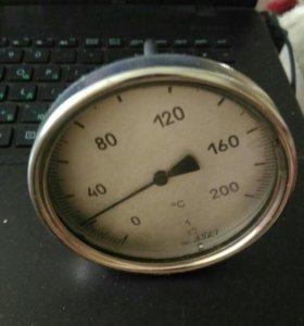 Биметалический термометр