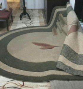 Ковёр из верблюжьей шерсти размеры на фото