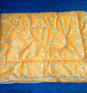 Новое детское одеяло