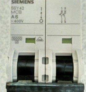 Автоматический выключатель Siemens