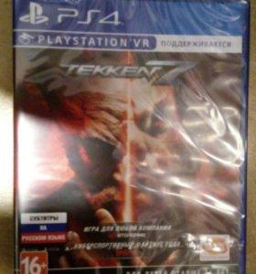 Tekken 7 PS4 VR
