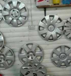 Колпаки колесные