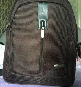 Рюкзак-сумка для ноутбука