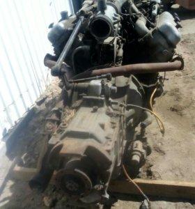 Коробка передач, редуктор на маз 6 цил