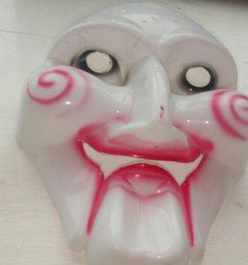 Хелуинская маска