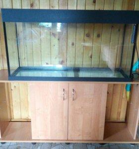 Продам аквариум 150литров