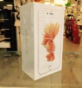 iPhone 6s 32gb Розовое Золото НОВЫЙ ОРИГИНАЛ