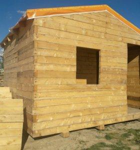 Дом дачный модульный бытовка баня