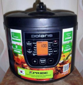 Polaris PMC 0511AD мультиварка