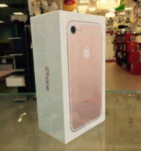 iPhone 7 32gb Розовое Золото НОВЫЙ ОРИГИНАЛ