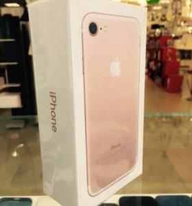iPhone 7 128gb Розовое Золото НОВЫЙ ОРИГИНАЛ