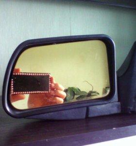 Боковое левое зеркало ВАЗ 2107