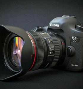 Canon EOS 5D Mark III Body (Марк 3)