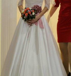 Свадебное платье из новой коллекции 2017