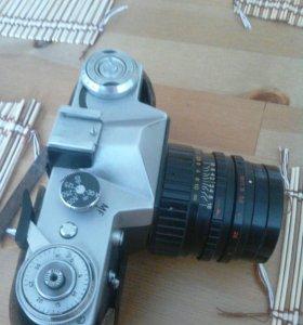 Фотоаппарат зенит олимпийский