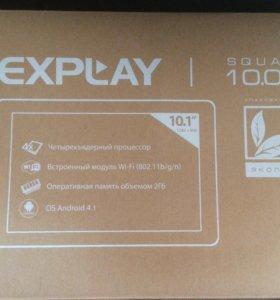 Планшет EXPLAY SQUAD 10.01
