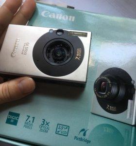 Canon цифровой фотоаппарат