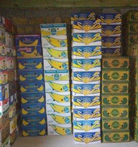 Банановые паки
