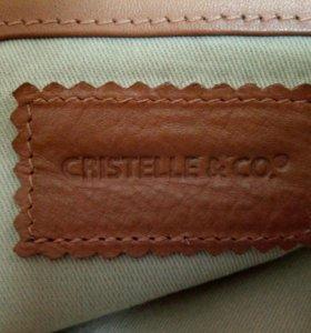 Новая брендовая сумка натур.кожа