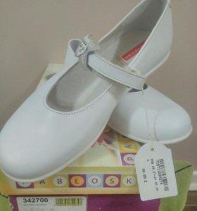 """Туфли фирмы """"Pabloski"""" 34 размера"""