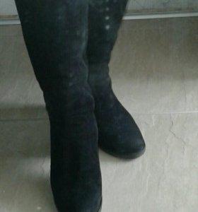 Сапоги зимние 35 размер