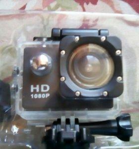 Экшен камера(HD 1080)