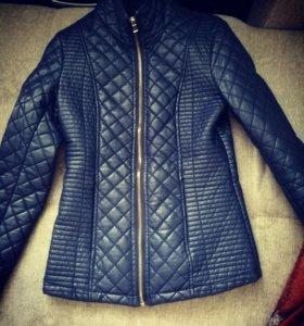 Новая куртка весна-осень