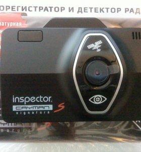 Сигнатурный радар-детектор Inspector Cayman S