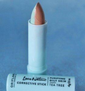 Корректирующий антибактериальный карандаш.