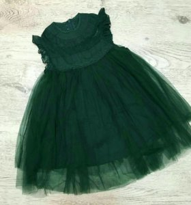 Платья из фатина на девочку с 2-7 лет.