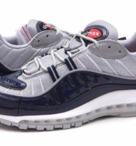 Кроссовки Nike Supreme 98