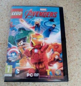 Игра lego marvel avengers