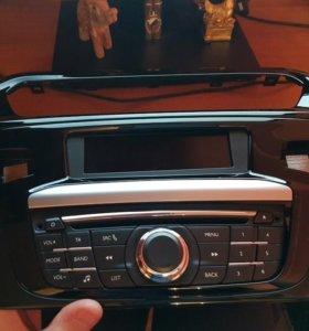 Продам оригинальную мультимедиа Peugeot 301, RD45