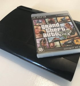 Sony PlayStation 3 + GTA 5