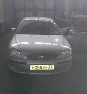 Форд мондео 3 2006 год