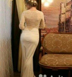 Свадебное платье и туфли в подарок!